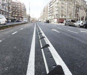 Separatore DEFENDER Cycle Lane