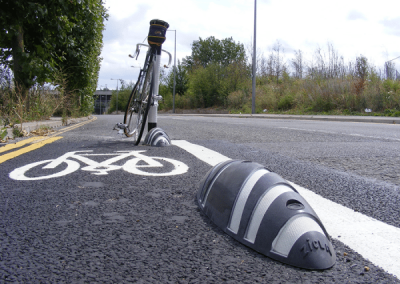 Separatore ZEBRA Cycle Lane