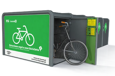 BICI LOCKER smart